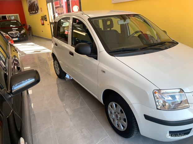 Fiat panda 1.3 multijet 2011