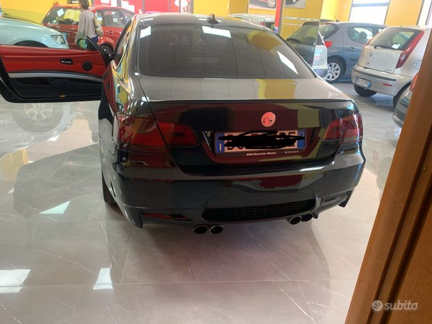 Bmw 330 d cupe 2009