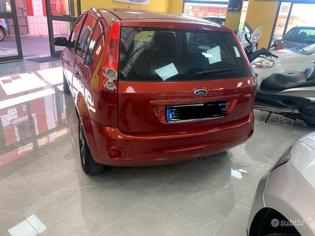 Ford Fiesta. 1.4 tdc 2018