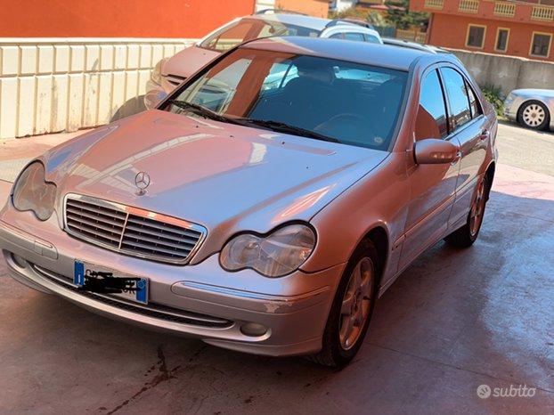 Mercedes-Benz C 220CDI 2002