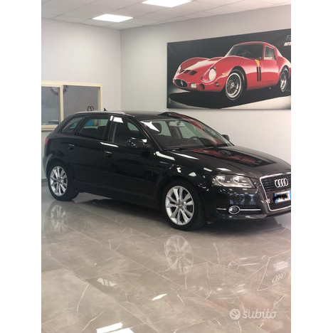 AUDI A3 1.6 TDI 105 CV CR Ambition – 2010