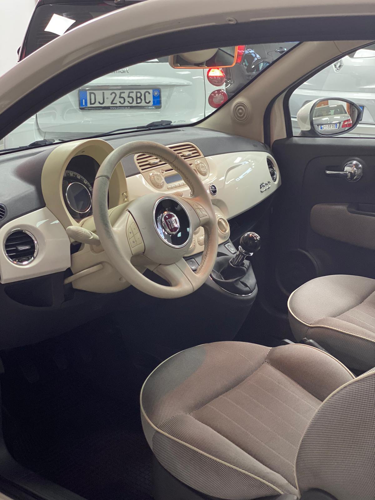 Fiat 500 1.3 mtj – 2009