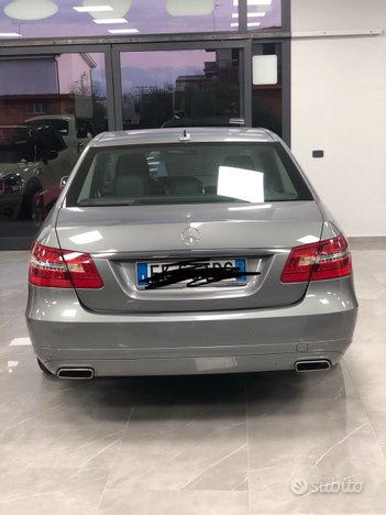 Mercedes Classe E 220 CDI BlueEfficency