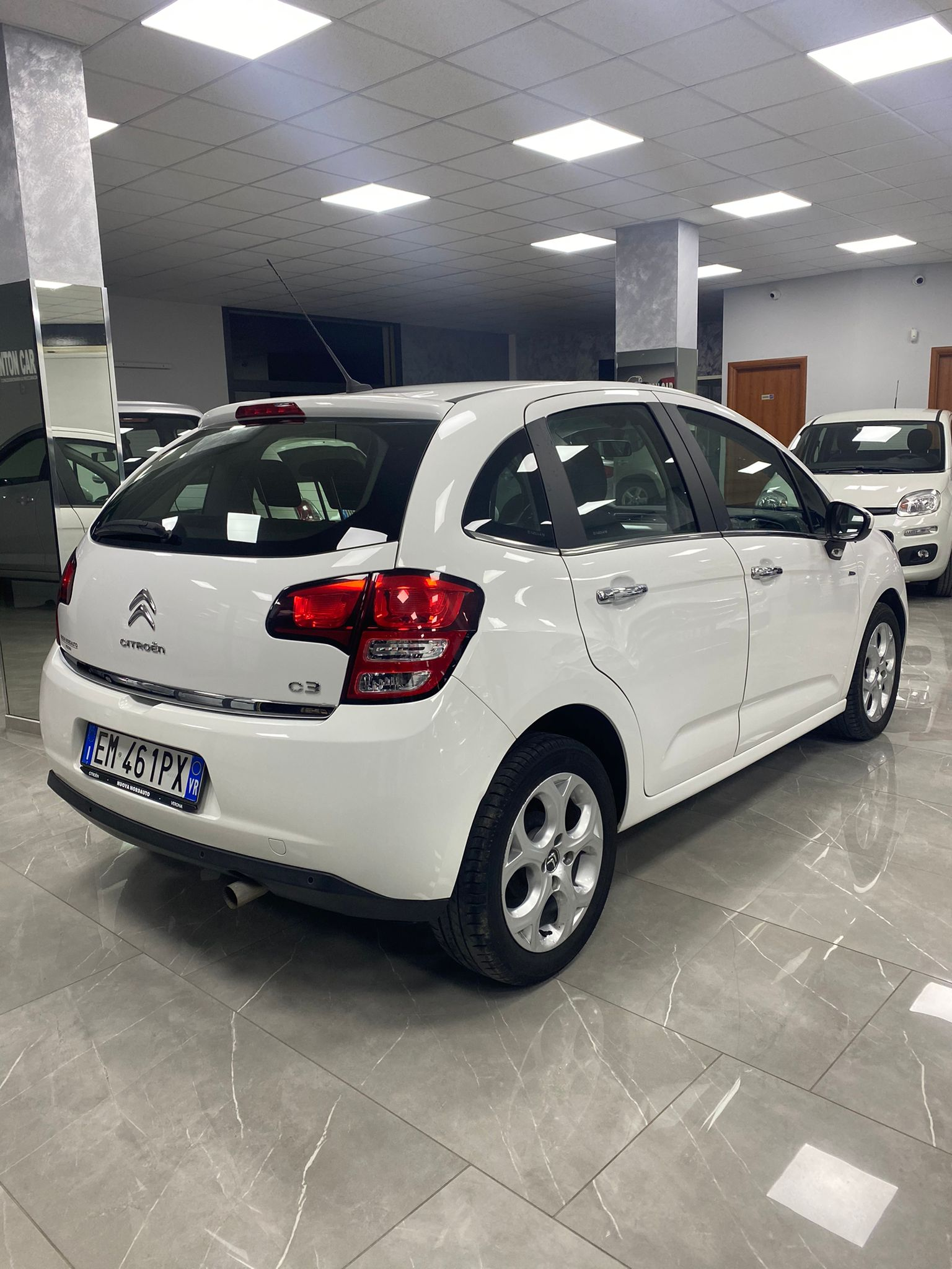CITROEN C3 C3 1.4 e-HDi 70 airdream CMP Exclusive