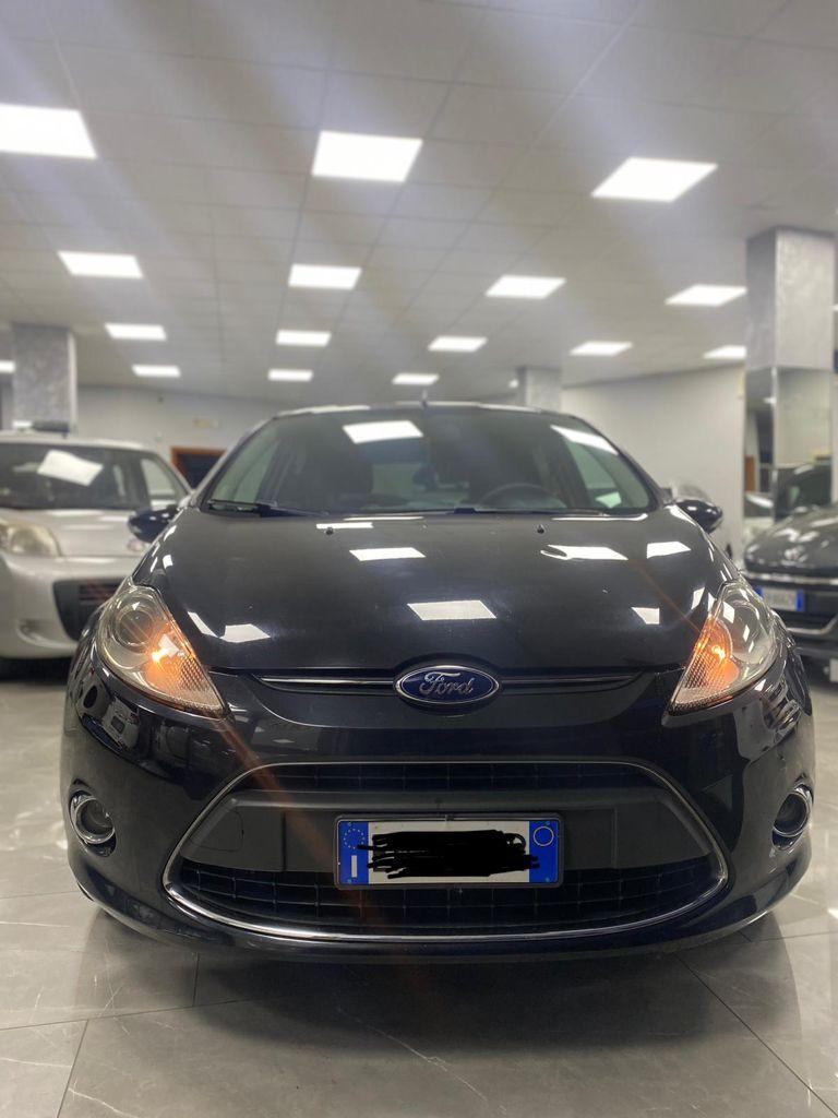 Ford Fiesta 1.4 gpl 5 porte